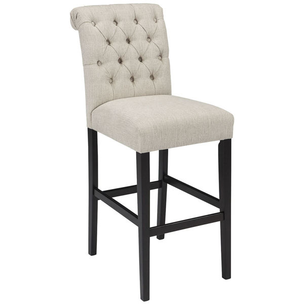 Picture of Emma Barstool in Linen