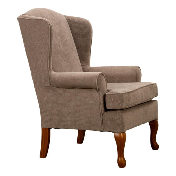 Picture of Doris Queen Ann Wing Chair