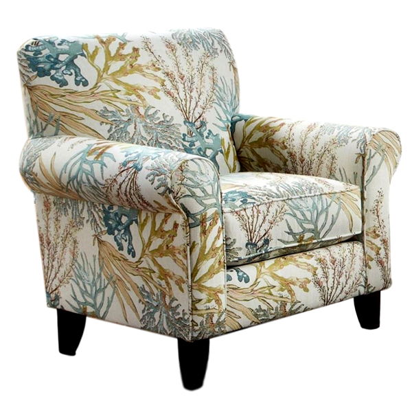 Picture of Melbourne Reef Caribbean Accent Chair