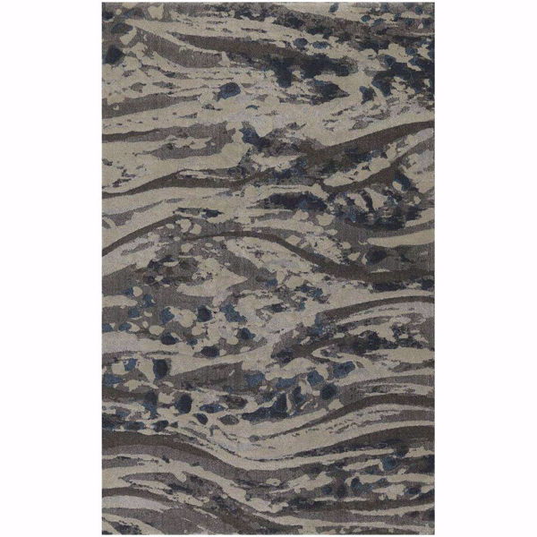 "Picture of Upton 2 Pewter 7'10""X10'7"" Rug"