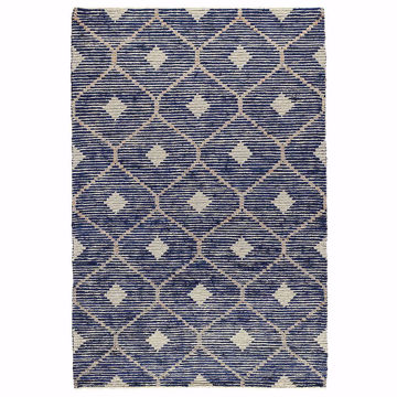 Picture of Rustica Indigo 5X8 Area Rug