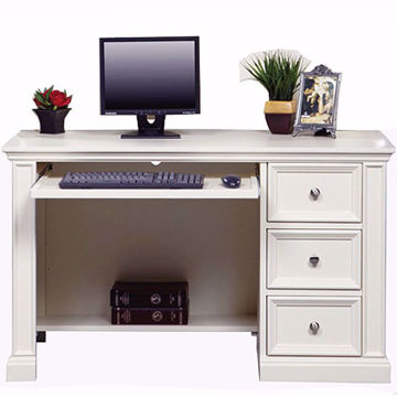 Picture of Cape Cod White Flattop Desk