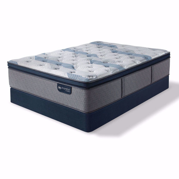 Picture of iComfort Blue Fusion 300 Plush Pillow Top King Mattress