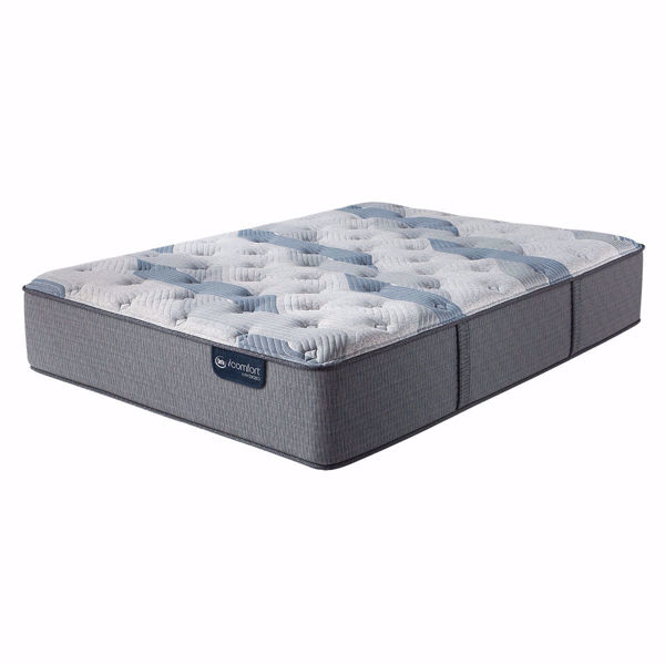 Picture of iComfort Blue Fusion 200 Plush Queen Mattress