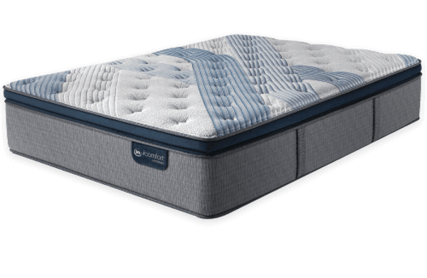 Picture of iComfort Blue Fusion 1000 Plush Pillow Top Queen Mattress