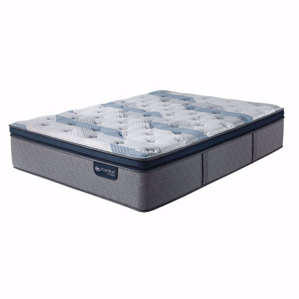 Picture of iComfort Blue Fusion 300 Plush Pillow Top Twin Mattress