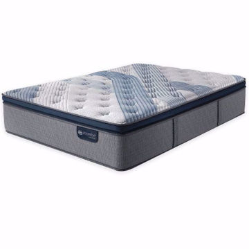 Picture of iComfort Hybrid Blue Fusion 1000 Pillow Top Mattress