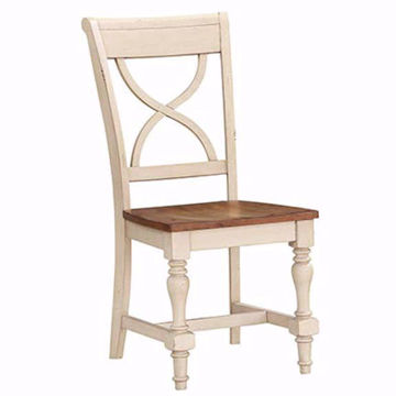 Picture of Devonshire Honey XBack Chair