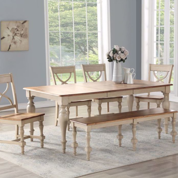 Picture of Devonshire Honey 5 Piece Dining Set