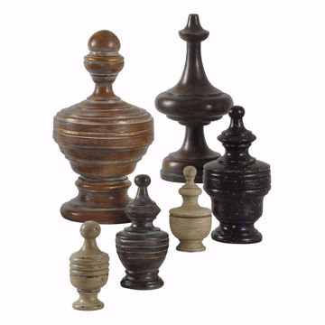 Picture of Chess Figures 6 Piece Set