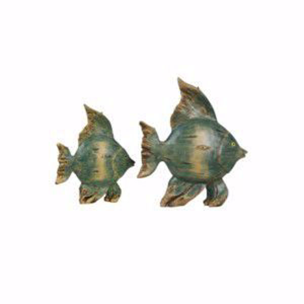 Picture of Daphnella Fish Pair