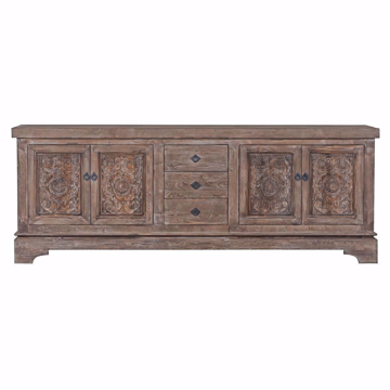 Picture of Amita Mocha Sideboard