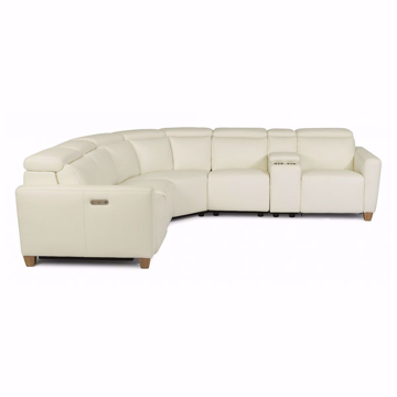Astra Modular Sectional Leather Sofa
