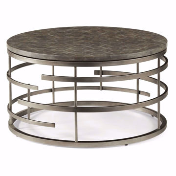Picture of Halo Round Cocktail Table