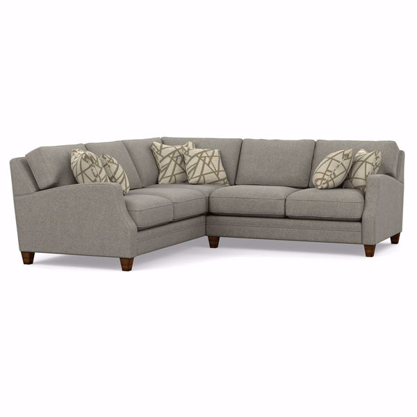 Lennox 2 Piece Sectional Sofa