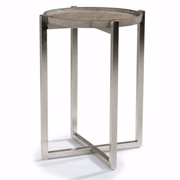 Picture of Platform Chairside Table