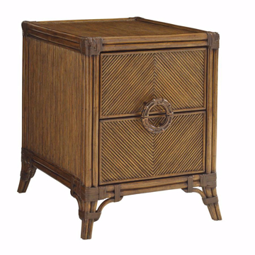 Picture of Bungalow Chairside Chest