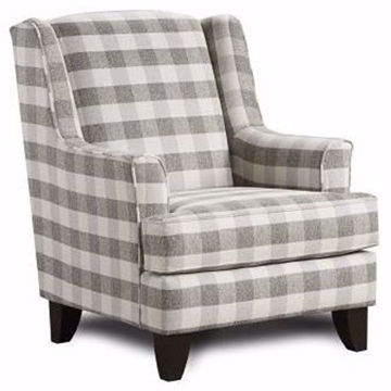 Picture of Bryant Accent Chair in Brock Berber