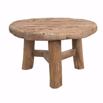 Picture of Joshua Wheel Coffee Table