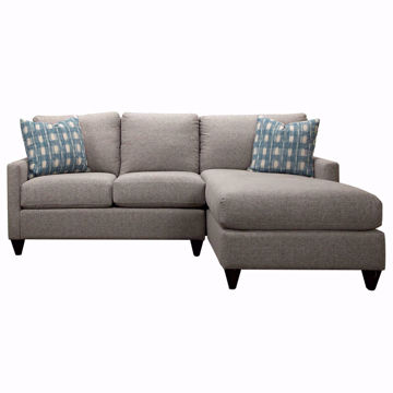 Picture of Custom 2 Piece Sectional Sofa and Chaise