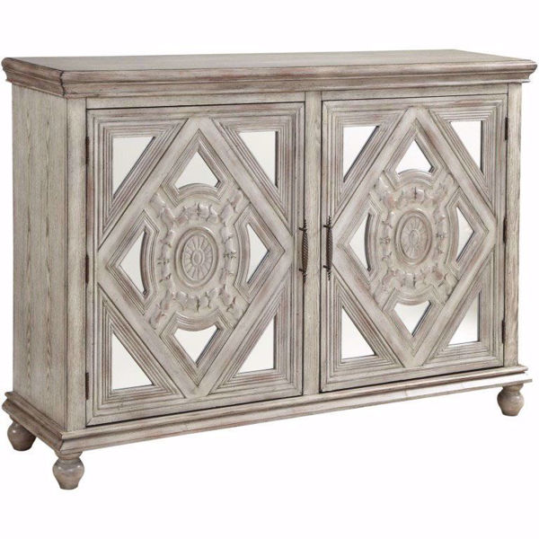 Picture of Francesco Ivory Two Door Credenza