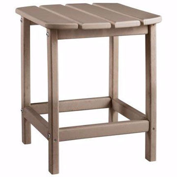 Picture of Driftwood Adirondack End Table