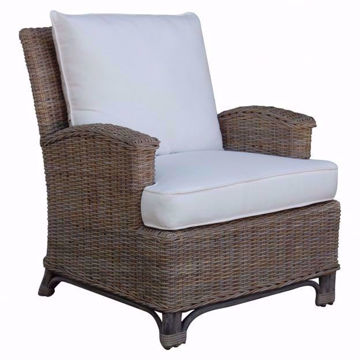 Picture of Exuma Lounge Chair with Cushion
