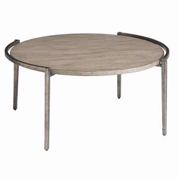 Picture of Chelsea Pier Round Cocktail Table