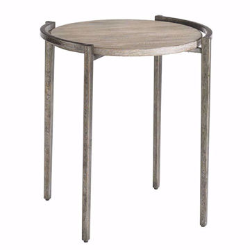 Picture of Chelsea Pier Round End Table