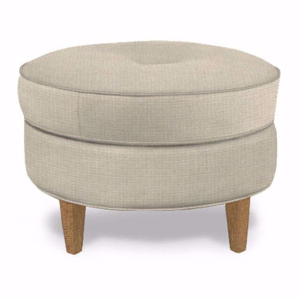 Picture of Custom Medium Round Ottoman