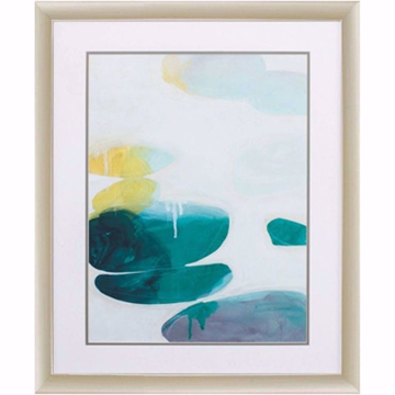 Picture of Stacking Stone II Abstract Wall Art