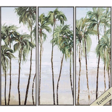 Picture of Palm Breeze Wall Art Set