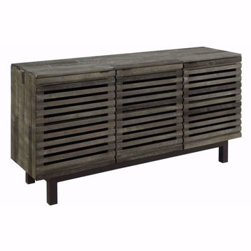 Picture of Heartland 3 Door Media Credenza