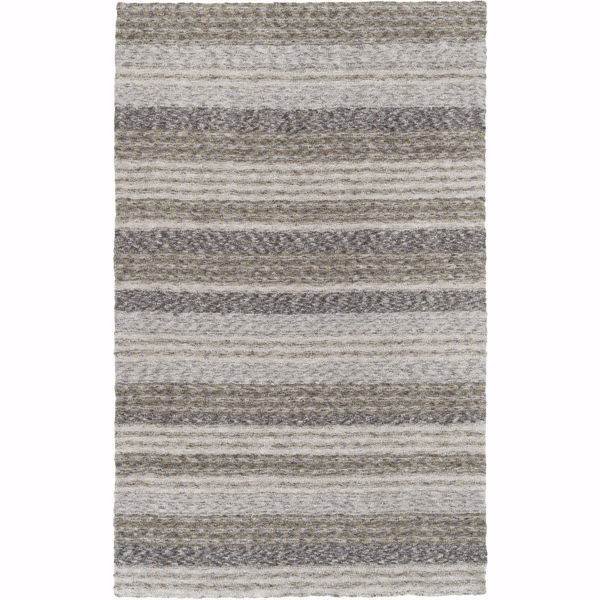 Picture of Joplin Pewter 5x7 Area Rug