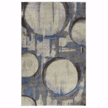 Picture of Aero Ocean 5x7 Area Rug