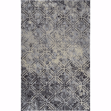 Picture of Aero Charcoal 5x7 Area Rug