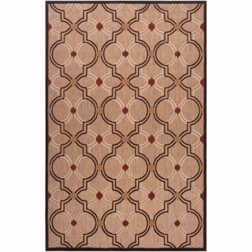 "Picture of Portera  7'10""X10'8"" Outdoor Rug"