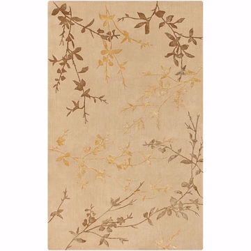 Picture of Tamira Gold 5X8 Area Rug