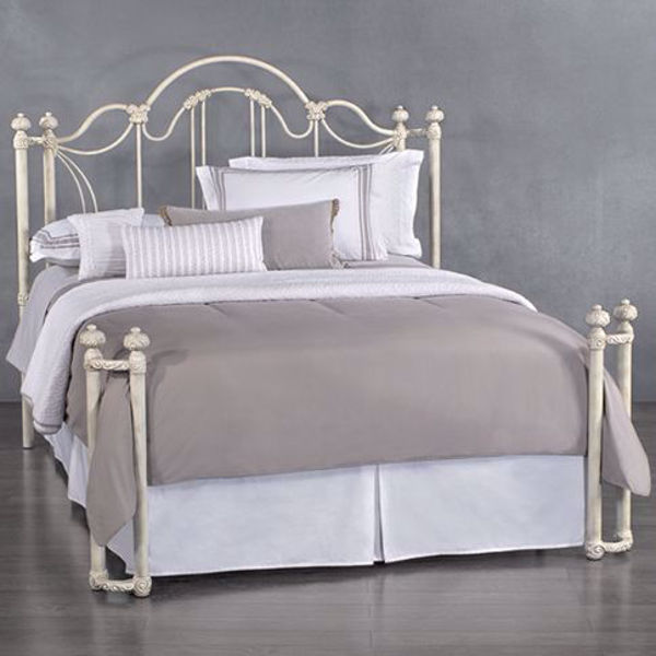 Picture of Marlow Iron King Bed
