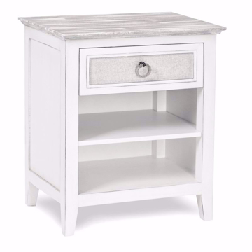 Picture of Captiva Island 1 Drawer Nightstand
