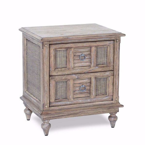 Picture of Key West 2 Drawer Nightstand