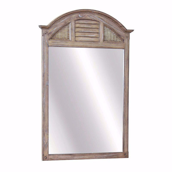 Picture of Key West Vertical Mirror