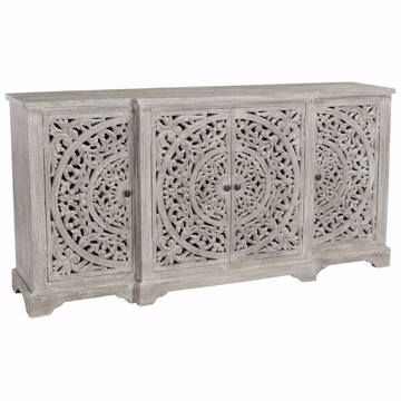 Picture of Harmony 4 Door Breakfront Sideboard