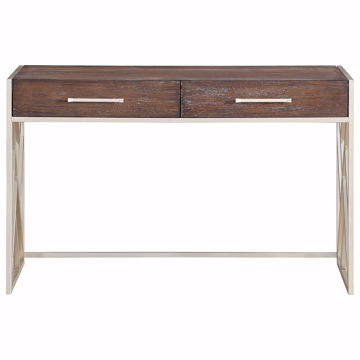 Picture of Contemporary 2 Drawer Writing Desk