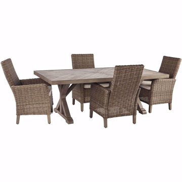 Picture of Beach House 5 Piece Patio Dining Set