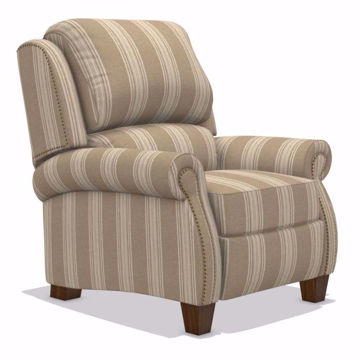 Picture of Carleton High Leg Recliner in Dove