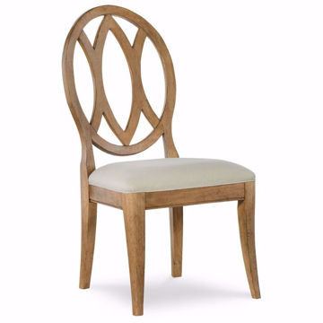 Picture of Everyday Oval Back Side Chair