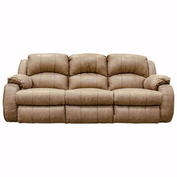 Picture of Bradington Reclining Sofa in Camel