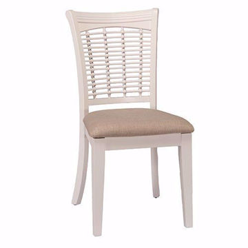 Picture of Bayberry White Dining Chair