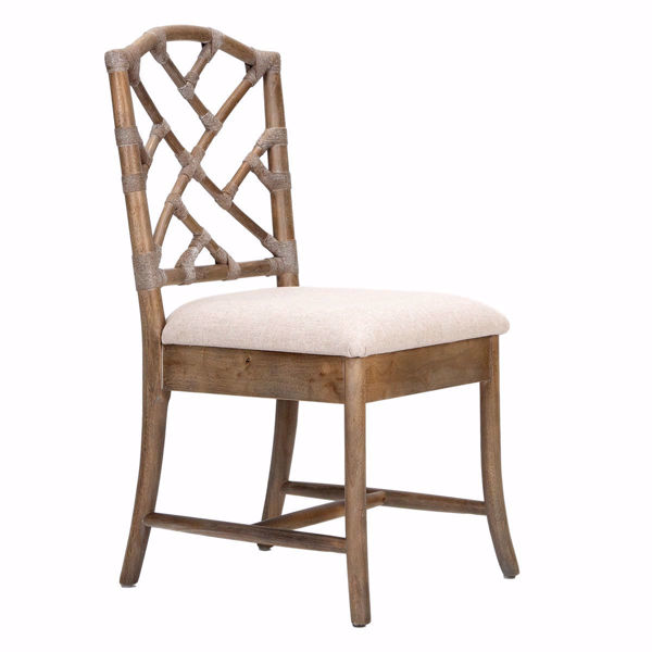 Picture of Bali Rattan Side Chair